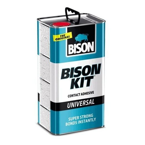 Bison Kit Universal Contact Adhesive 4.5 liter