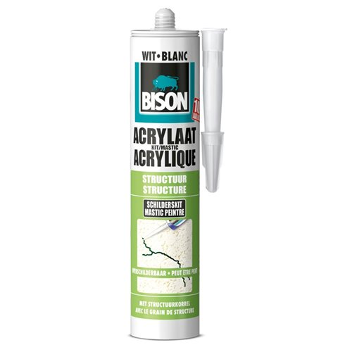 Bison Acrylic Kit Sealant Structure White 310 ml