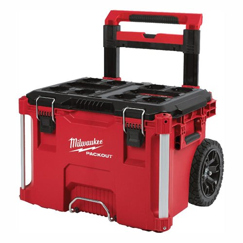 Milwaukee 48-22-8426 PACKOUT Rolling Tool Box, 22 inch
